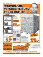Globus Baumarkt Prospekt vom 26.09.2016