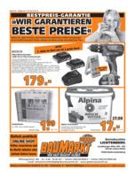 Globus Baumarkt Prospekt vom 17.10.2016