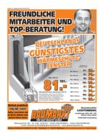 Globus Baumarkt Prospekt vom 24.10.2016