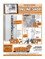 Globus Baumarkt Prospekt vom 23.01.2017