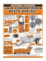 Globus Baumarkt Prospekt vom 22.05.2017