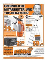 Globus Baumarkt Prospekt vom 18.09.2017