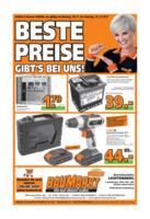Globus Baumarkt Prospekt vom 20.11.2017