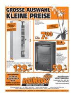 Globus Baumarkt Prospekt vom 22.01.2018
