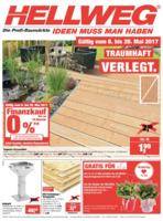 Hellweg Prospekt vom 08.05.2017