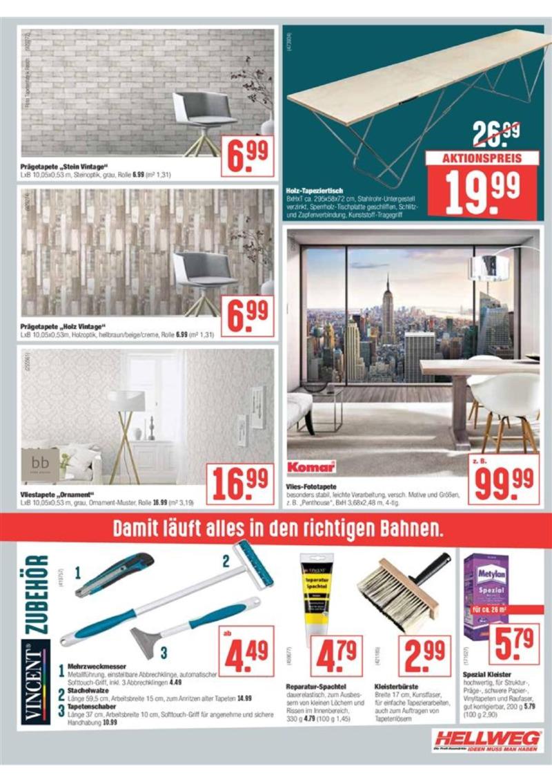Hellweg Prospekt vom 05.11.2018, Seite 14