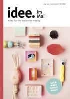 idee. der creativmarkt Prospekt vom 02.05.2018