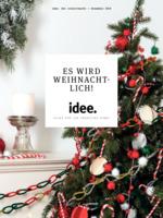 idee. der creativmarkt Prospekt vom 01.12.2018