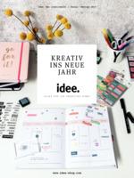 idee. der creativmarkt Prospekt vom 01.01.2019