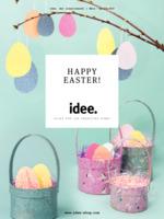 idee. der creativmarkt Prospekt vom 01.03.2019