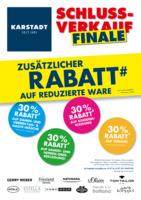 Karstadt Prospekt vom 19.07.2017