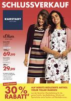 Karstadt Prospekt vom 11.07.2018