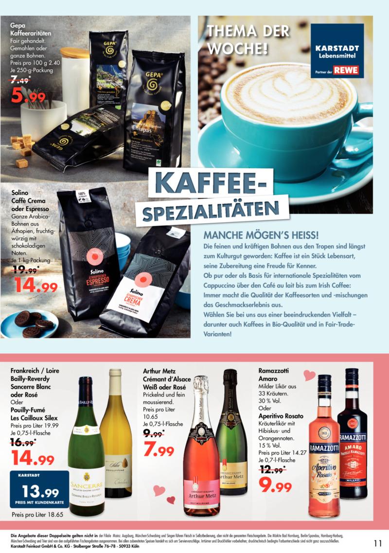 Karstadt Prospekt vom 06.02.2019, Seite 10