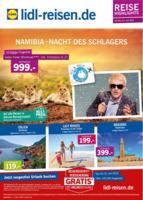 Lidl-Reisen Prospekt vom 01.06.2016