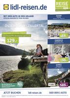 Lidl-Reisen Prospekt vom 15.03.2017