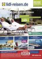Lidl-Reisen Prospekt vom 01.06.2017