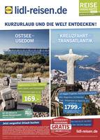 Lidl-Reisen Prospekt vom 15.06.2017