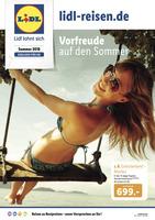 Lidl-Reisen Prospekt vom 15.12.2017