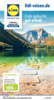 Lidl-Reisen Prospekt vom 18.10.2018