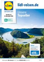 Lidl-Reisen Prospekt vom 15.11.2018