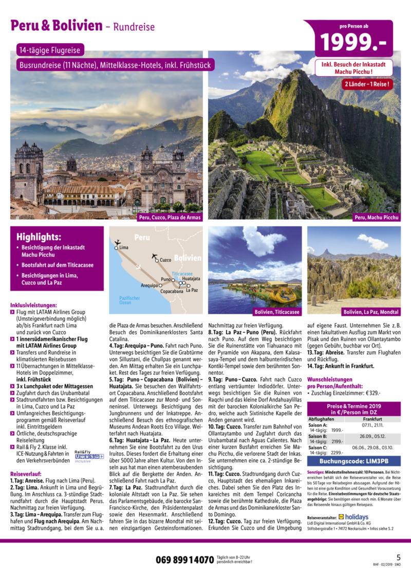 Lidl-Reisen Prospekt vom 01.02.2019, Seite 4