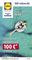 Lidl-Reisen Prospekt vom 15.05.2019