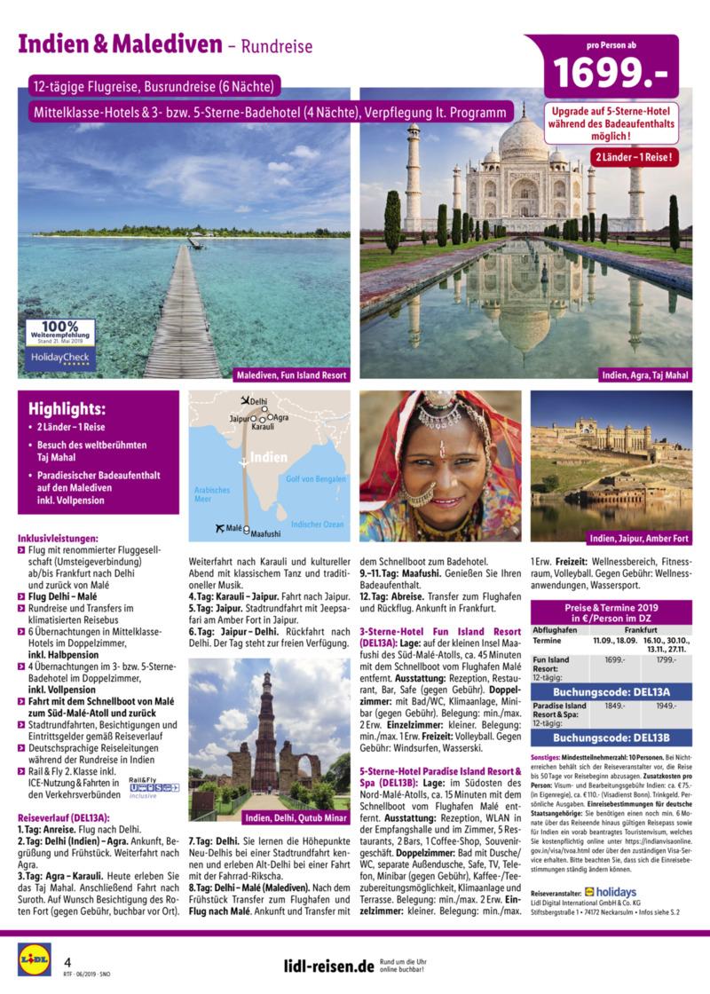Lidl-Reisen Prospekt vom 15.06.2019, Seite 3