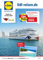 Lidl-Reisen Prospekt vom 02.03.2020