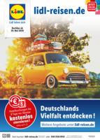 Lidl-Reisen Prospekt vom 30.05.2020