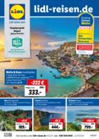 Lidl-Reisen Prospekt vom 28.07.2021