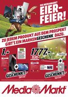 Media Markt Prospekt vom 21.03.2018