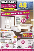 alle m bel boss prospekte online finden. Black Bedroom Furniture Sets. Home Design Ideas