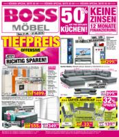 Möbel Boss Prospekt vom 22.05.2018