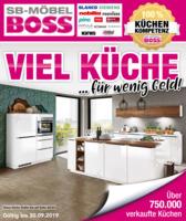 Möbel Boss Prospekt vom 01.04.2019