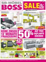 Möbel Boss Prospekt vom 15.04.2019