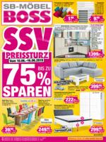 Möbel Boss Prospekt vom 10.06.2019