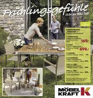 Möbel-Kraft Prospekt vom 25.04.2016