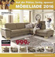 Möbel-Kraft Prospekt vom 02.08.2016