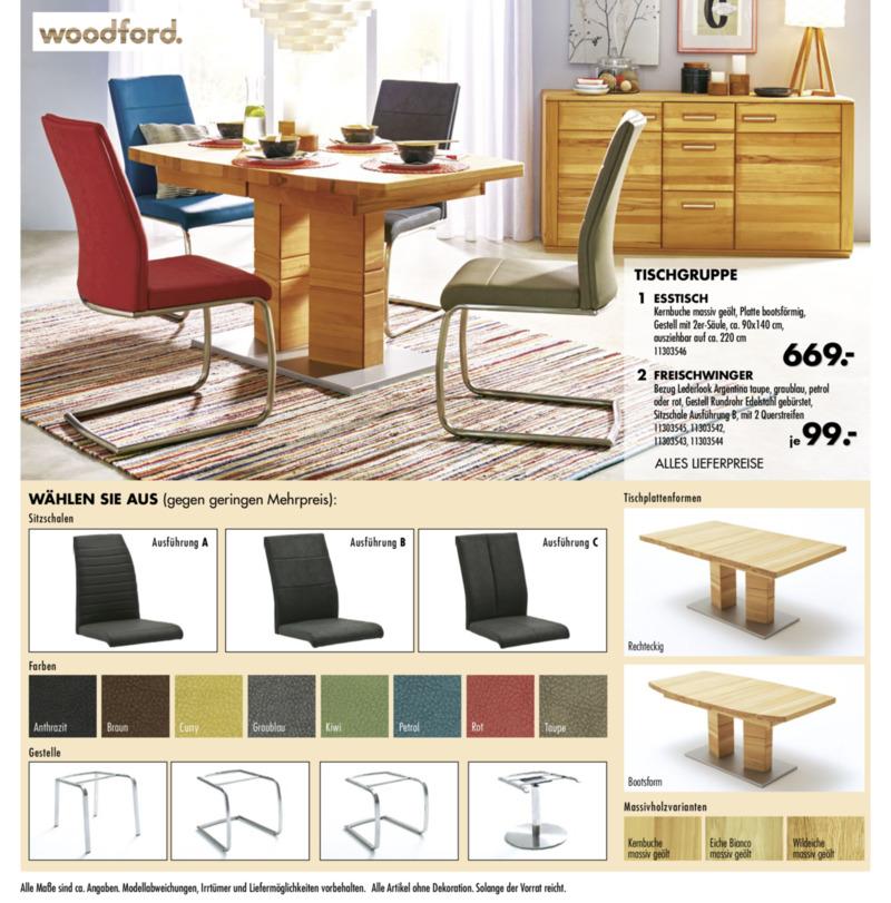 m bel kraft prospekt vom bis bl ttern. Black Bedroom Furniture Sets. Home Design Ideas