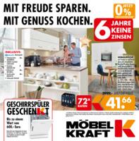 Möbel-Kraft Prospekt vom 30.01.2017