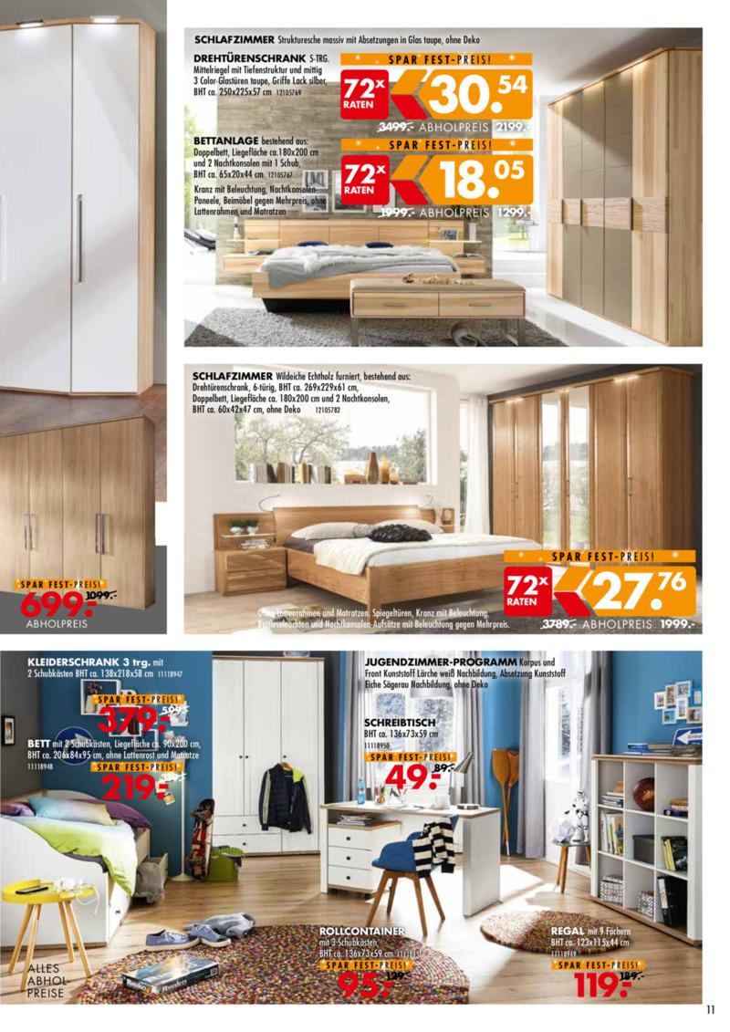 Möbel-Kraft Prospekt vom 01.02.2019, Seite 10
