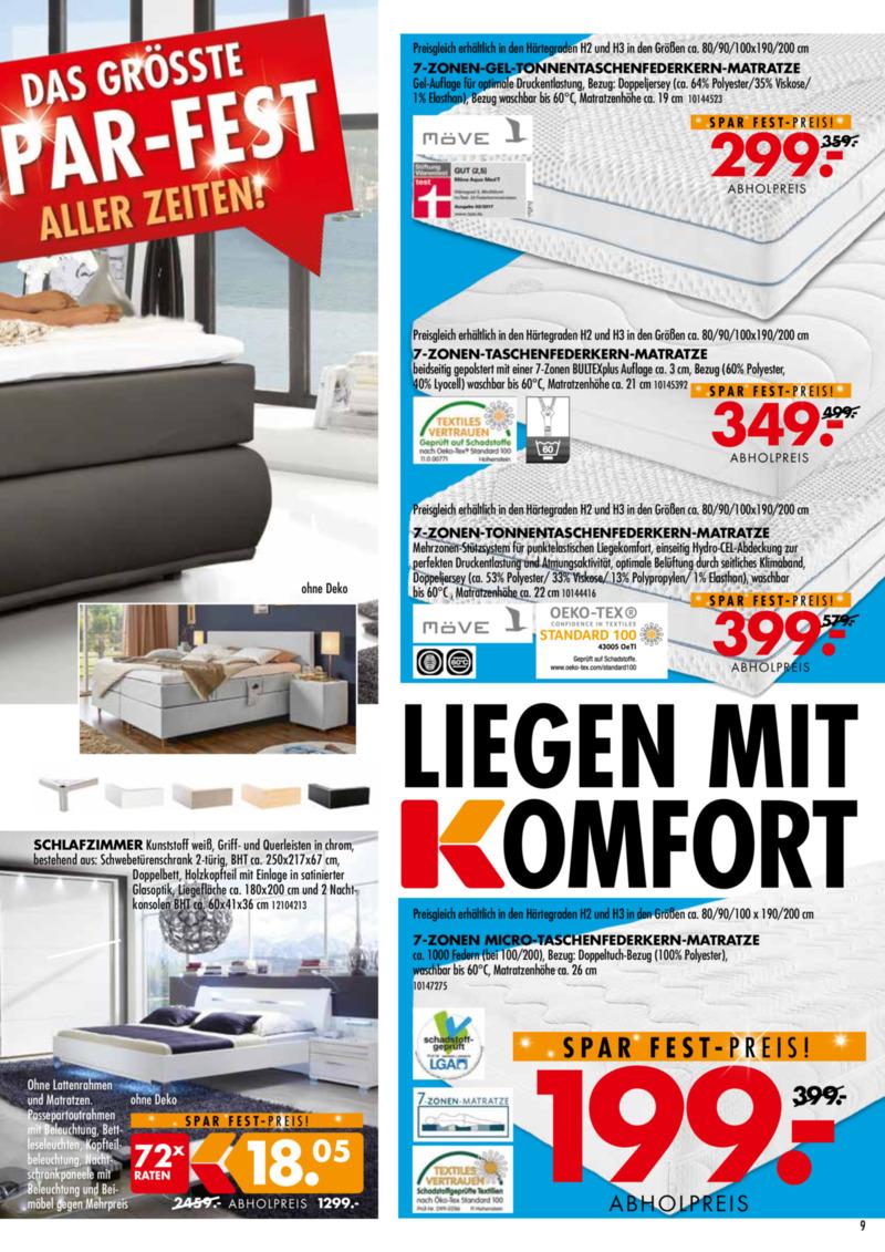 Möbel-Kraft Prospekt vom 01.02.2019, Seite 8