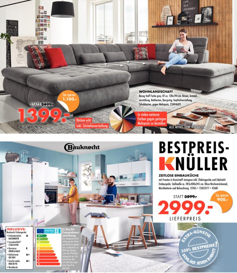 Möbel-Kraft Prospekt vom 29.04.2019, Seite 3