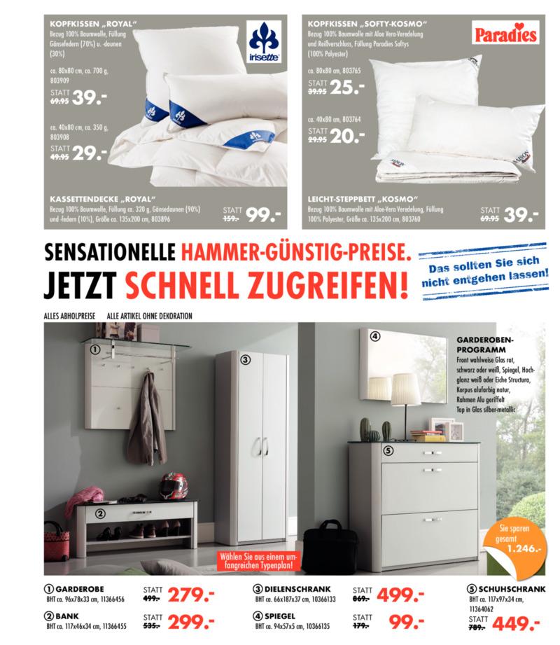 Möbel-Kraft Prospekt vom 29.04.2019, Seite 6