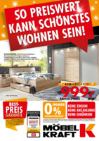 Möbel-Kraft Prospekt vom 18.07.2019