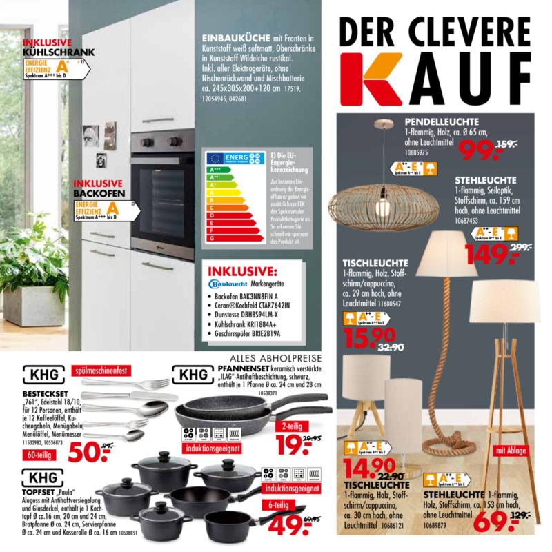 Möbel-Kraft Prospekt vom 21.08.2019, Seite 6
