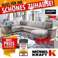 Möbel-Kraft Prospekt vom 21.08.2019