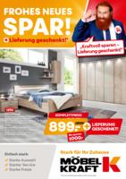Möbel-Kraft Prospekt vom 06.01.2020