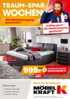 Möbel-Kraft Prospekt vom 18.03.2020