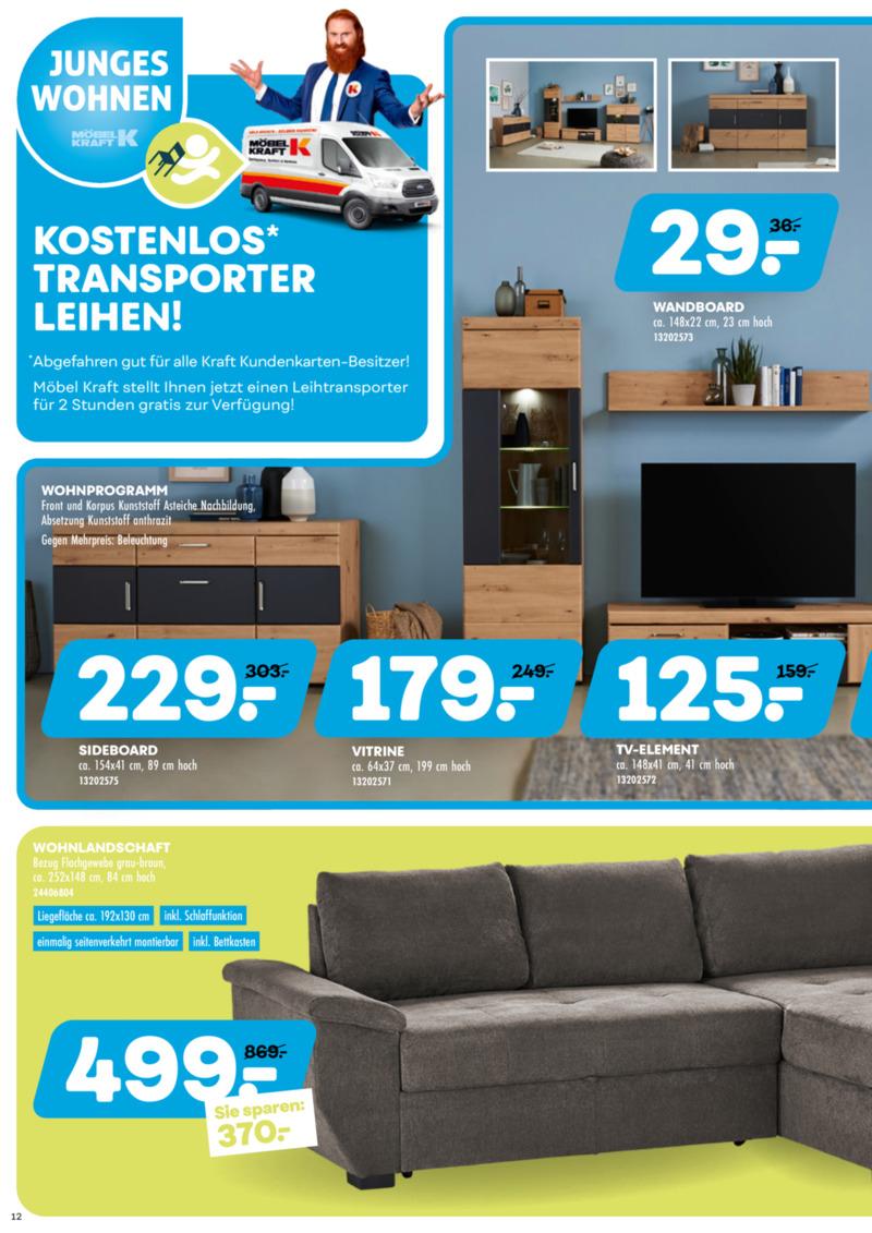 Möbel-Kraft Prospekt vom 20.05.2020, Seite 11